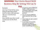 Home Based MLM Business, Business Opportunitys, MLM opportu