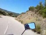 La Corse à moto - Juillet 2010
