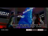 SCOTT PILGRIM PREVIEW: Comicbook to Film Done Perfectly?