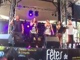 Fêtes de GENEVE les GOLDEN SINGERS gimme gimme gimme ABBA