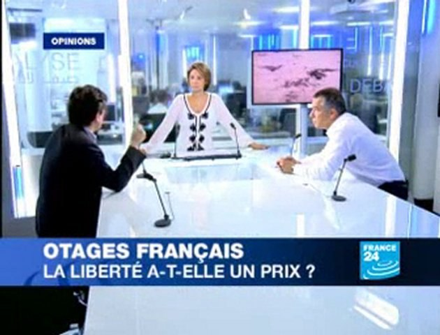 Otages français  la liberté a-t-elle un prix?