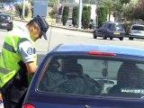 Week-end rouge, les gendarmes mobilisés