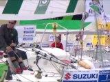 Solitaire du Figaro 2010 : Gildas Morvan vainqueur du prologue