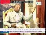 Jean  Marie Kassamba   reçoit    Koffi olomide