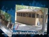 White Lake NC Motels Various Motels