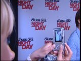 Tapis Rouge de Night and Day avec Tom Cruise et Cameron Diaz