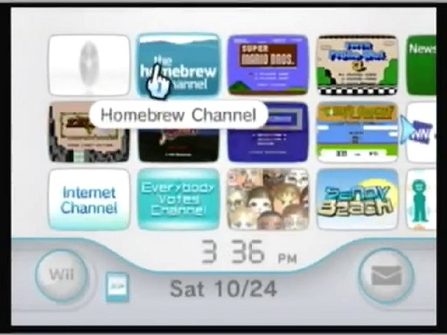 CHANNEL 4.3E HOMEBREW TÉLÉCHARGER