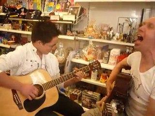GIVET (France) : deux guitaristes se rencontrent ...