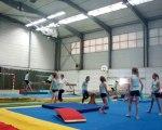 passages en poutre gala 2010 gymnastique guérigny