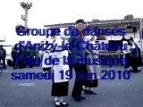 Groupe de danses d'Anizy Fête de la musique 19.06.2010