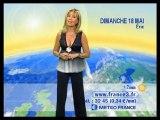 Fabienne Amiach - Météo du 18/05/2008