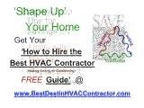 Best Destin HVAC,Fort Walton Beach HVAC,Crestview HVAC,HVAC