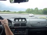 Subaru GT99 - Circuit du Val de Vienne /22.07.10. Fight !!