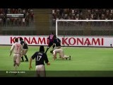 Angleterre - Argentine 1-2 World Cup 2010 PES