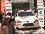 Rallye - Championnat de France - mi-saison