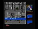 video test retro saga:msg metal gear solid snake msx part1