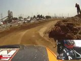 In-Car ACP Lancer Evo Dirt Rally Practice