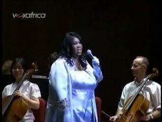 Condoleeza Rice et Aretha Franklin en duo inédit