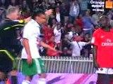 Voici le resumé du match du PSG face a l'ASSE du 07/08/2010