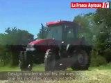Quatre tracteurs low-cost à l'essai : le Case IH JX 70