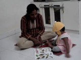 Dhriti's study