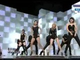 [100711] 4Minute My Me Mine Live