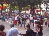 DRALHA à l'ESTIVADA de RODEZ 2010 - ronde du Quercy