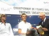 CHAMPIONNAT DE FRANCE DES JEUNES : FINALES 2010