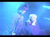 Dir en grey- Toshiya kisses Kyo