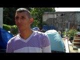 Interview d'un Roumain après une expulsion à Saint-Denis
