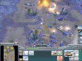 Command & Conquer Generals Heure H - USA Mission 4 (Part3/3)
