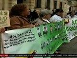 Padre de retenido por las FARC camina 800 kilómetros por ac