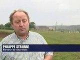 La sécheresse en Picardie au journal de France 3 Picardie