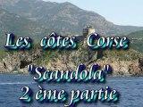 Scandola - Corse - Réserve Naturelle