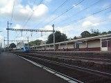 X TER Pays-de-la-Loire de passage à Savigny-sur-Orge