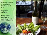 Cafe Evergreen Organic Restaurant Warm Mineral Springs FL
