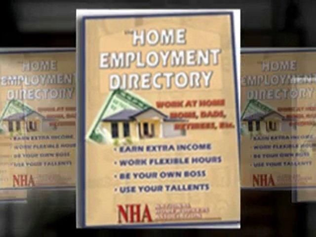 Legitimate Home Job Listings