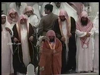 Shaykh Soudais Salat Tahajjud le 16.09.2009