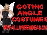 Halloween Gothic Angel Costumes