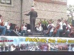 La Pantera Rosa con la Orquesta Sinfonica de Carabobo