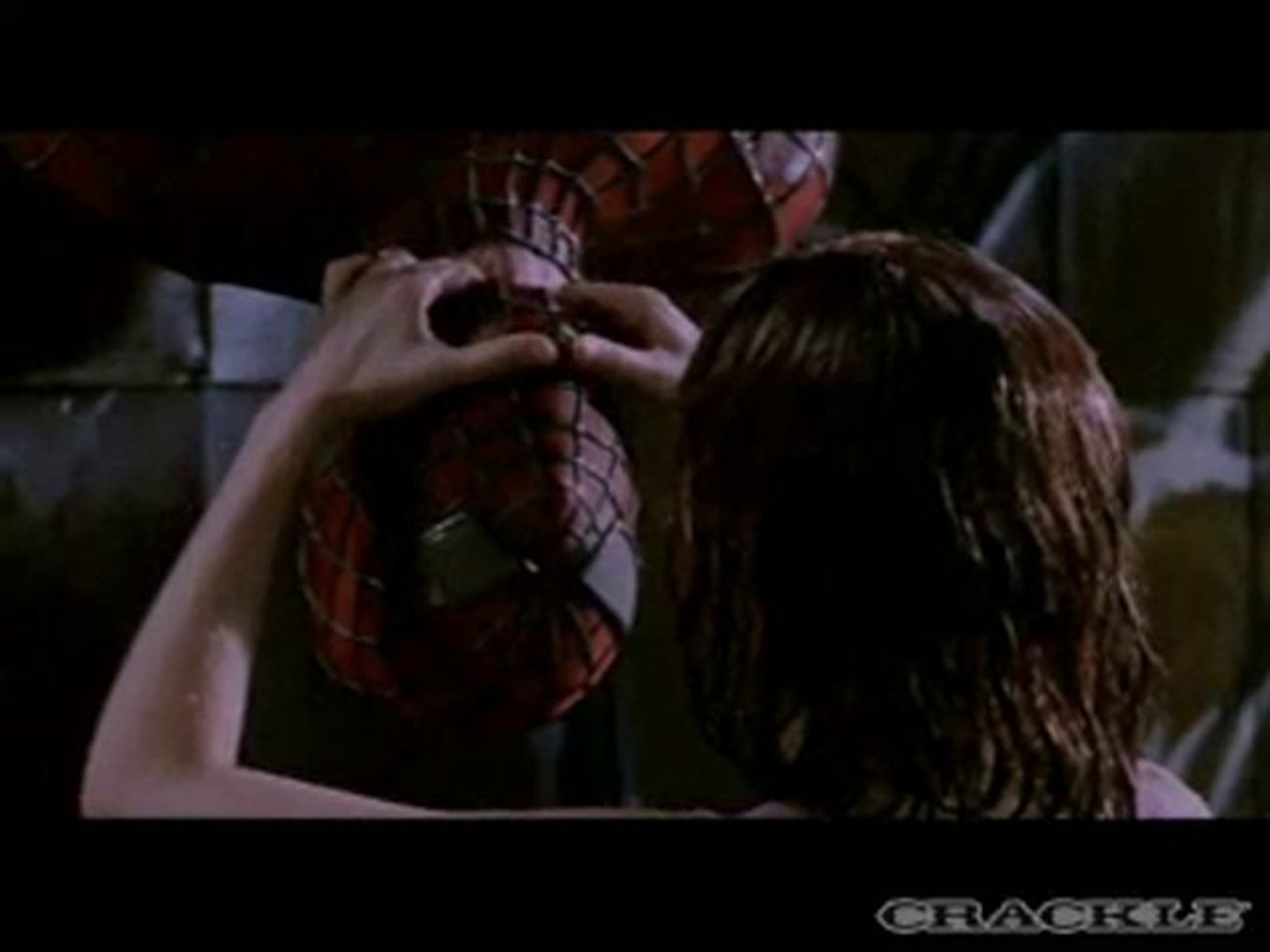 Spider Man Kiss Dailymotion Video