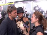 Rob Thomas, Matchbox Twenty, The Other Guys Premiere NYC