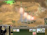 Command & Conquer Generals Heure H - GLA Mission 2 (Part3/3)