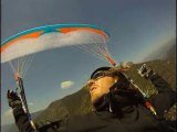 acro parapente gypaetes training 2010 with my new supersonic