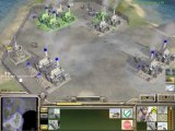 Command & Conquer Generals Heure H - GLA Mission 3 (Part1/2)