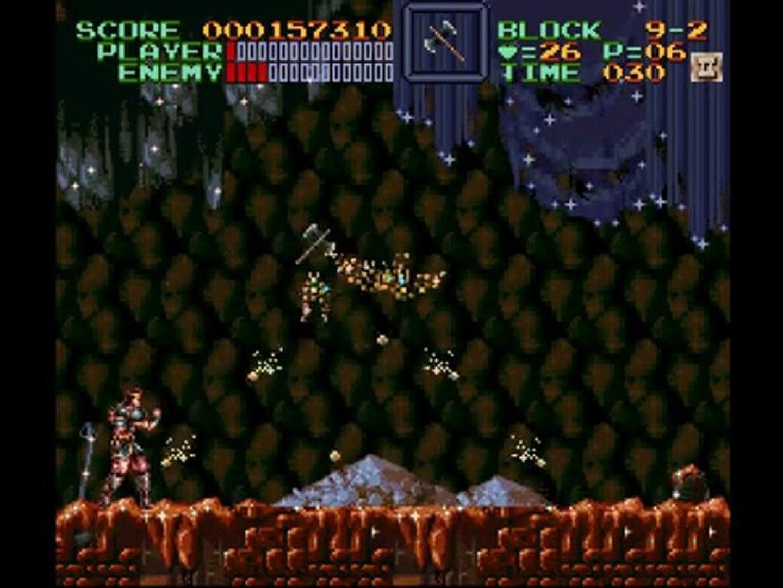 Let's Play Super Castlevania IV - 9b - Money is evil
