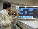 [Teppeikun_Violin] Super Mario Bros au violon