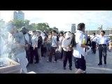 Japon: 65e anniversaire du bombardement atomique d'Hiroshima