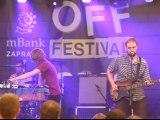OFF FESTIVAL - Tin Pan Alley - koncert