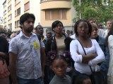 """Expulsions: rassemblement pour """"dénoncer la violence policière"""""""